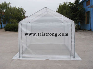 Portable Small Carport, Garden Tool, Garden Shed, Greenhouse (TSU-250A) pictures & photos