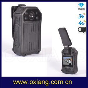 3G 4G WiFi Longtime Working Police Body Worn Surveillance CCTV Camera DVR (OX-ZP609) pictures & photos