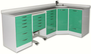 DC-12 Hot Selling Dental Cabinet for Dental Clinic with CE pictures & photos