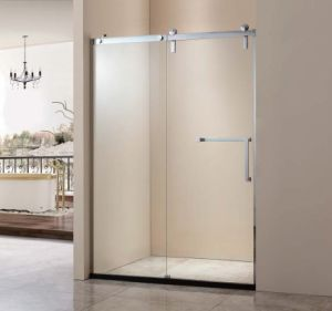 Tempered Glass Shower Enclosure (BA-L809S) pictures & photos
