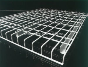 Welded Galvanized or Powder Coating Steel Storage Wire Mesh Decking for Racking pictures & photos