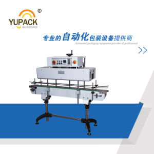 Yupack Automatic 200m Sleeve Label Applicator/Esleeve Labeling Machine/Labeling Machine pictures & photos