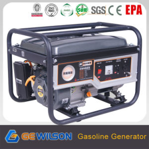 AC Single Phase Output Type 5.5kw Gasoline Generator pictures & photos