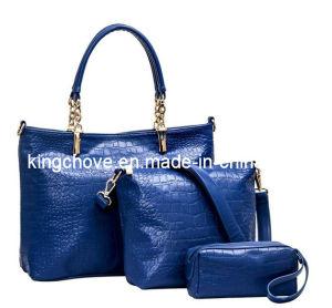 Fashion Blue PU Per Set Mummy Bags / Fashion Bag (KCH25) pictures & photos
