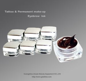 Permanent Makeup Eyebrow Tattoo Pigment pictures & photos