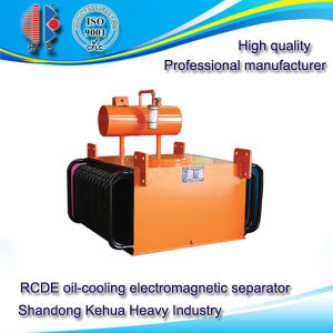 Rcde Oil-Cooling Electromagnetic Iron Separator