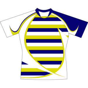 Custom Design Sublimated Rugby Team Uniform for Clubs pictures & photos