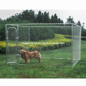 Chain Link Metal Dog Kennel Enclosures pictures & photos
