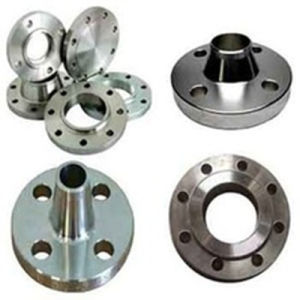 ASTM A105 Forged Carbon Steel Flange pictures & photos
