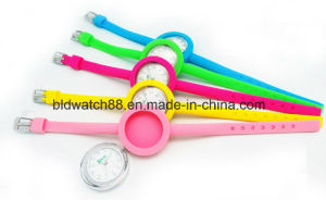 Promotion Silicone Watch with Cheap Price pictures & photos