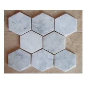 Beautiful White Mosaic for Bathroom Decoration pictures & photos