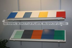 China High Quality Colourful Extruded PVC Rigid Sheet