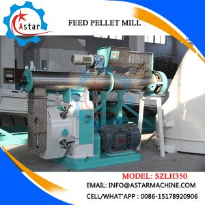 Szlh350 5-6t/H Animal Feed Pellet Making Machine pictures & photos