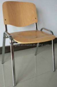 Metal & Wooden Dining Chair (TDC-07)