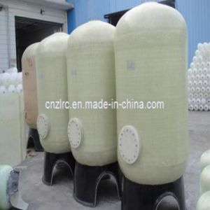 FRP GRP Filter Tank Light Industry Tank Pressure Tank pictures & photos
