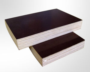 15 mm Black Film Faced Plywood for Construction pictures & photos