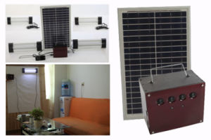 Solar Home Light (4PCS light system) pictures & photos
