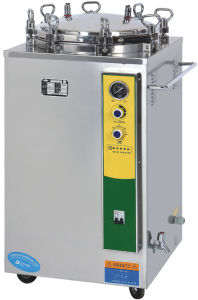 Fully Automatic Surgical Steam Sterilizer, Vertical Autoclave Price Mcs-B100L pictures & photos