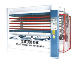 Hot Press Mh3848*90t with 6 Layers