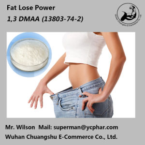 Fitness Powder 1, 3-Dimethylpentylamine HCl/ Dmaa 13803-74-2 pictures & photos
