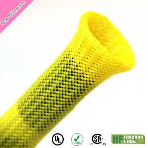 Flexo Pet Cable Expandable Braided Sleeving pictures & photos