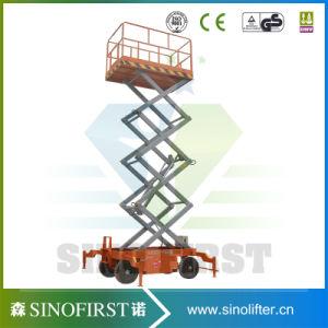 4m 8m Smart Scissor Lift Platform pictures & photos
