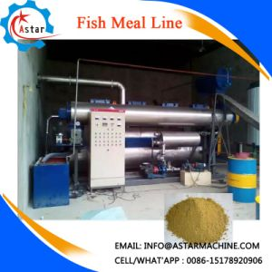 Hot Sale in Africa Fish Meal Production Line pictures & photos