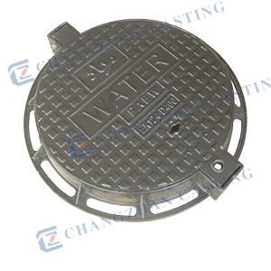 Medium Duty Double Seal Manhole Cover En124 pictures & photos