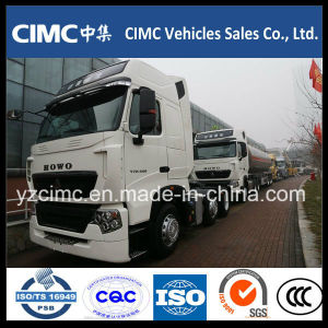 Sinotruk T7h 400HP 10wheeler 6X4 Tractor Truck pictures & photos