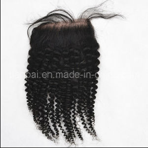100% Virgin Brazilian Human Hair Lace Closure