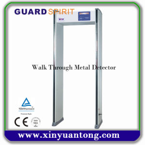 Chinese Manufacturer of Walk-Through Metal Detector Door Xyt2101A2 pictures & photos