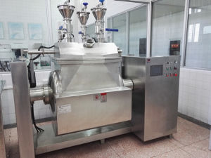 Industrial Automatic Mixing Cooking Pot for Manufacture pictures & photos