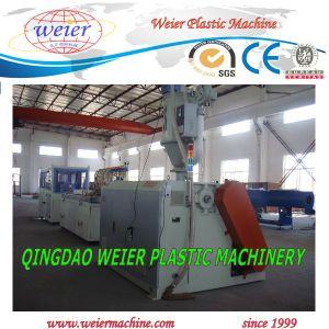 Single Screw Extruder for WPC PVC Decking Manufacture pictures & photos
