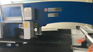 Euro-Asia Mechanical Turret Punch Machinery pictures & photos