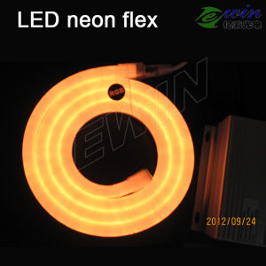 Energy Saving LED Mini Neon Flex Rope Light pictures & photos