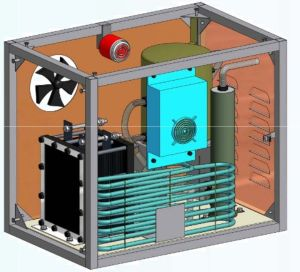 Oxy-Hydrogen Generator for Industrial Furnace pictures & photos