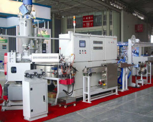Double Layer Co-Extrusion Extruder Line pictures & photos