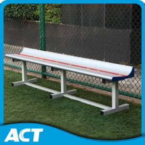 1-Row Indoor Gym Bleachers / Aluminum Bench for Sale pictures & photos
