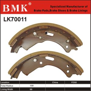Non-Asbestos, Premium Forklift Brake Shoes (LK70011) pictures & photos