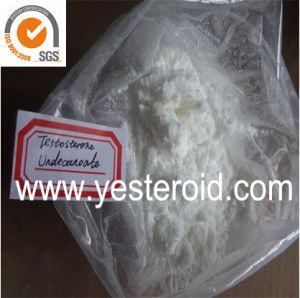 Sex Raw Steriod Hormone 99% Purity Testosterone Undecanoate Andriol 5949-44-0 pictures & photos