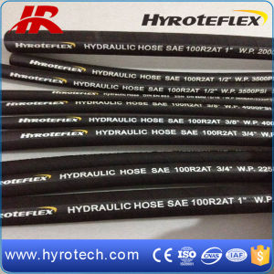 Hydraulic Hose SAE 100r2at with Hyroteflex pictures & photos