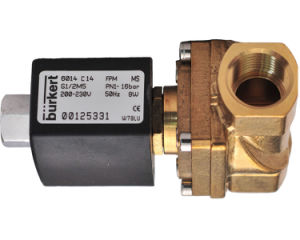 220V Air Compressor Parts Normally Open Solenoid Valve pictures & photos