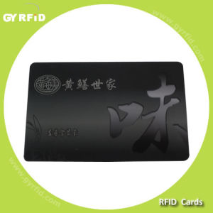 ISO Mini S20 13.56MHz RFID PVC Card for RFID Systems (GYRFID) pictures & photos
