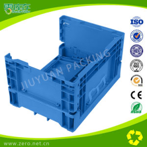 Storage Foldable Plastic Crate Bins Container for Nissan pictures & photos