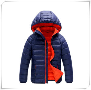 Polyester and Duck Down Spring and Autumn Jacket Down Jacket 608