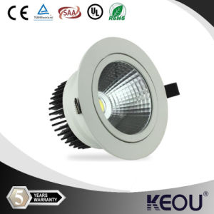 5 Years Warranty LED Recessed Downlight for Indoor Lighting pictures & photos