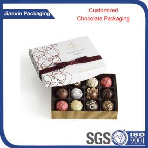 Customized Elegant Plastic Chocolate Packaging pictures & photos