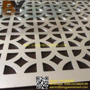 Oxidation Aluminum Perforated Metal Sheet pictures & photos