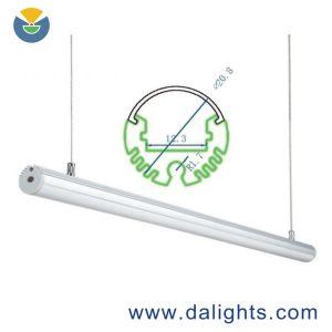 LED Aluminum Profile Dal2020r pictures & photos