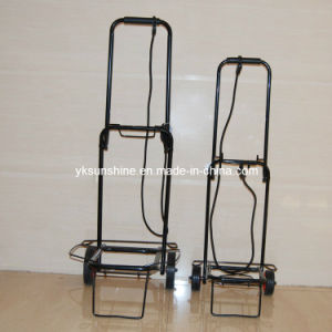 Folding Shopping Trolley Cart (XY-432) pictures & photos